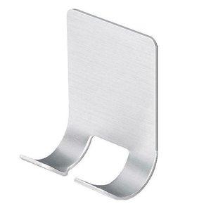 Razor Holder Hook Stainless Steel Holder For Men's Razor Holder Bathroom Wall Adhesive Storage Hook Too jlltHp