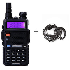 Walkie Talkie Baofeng UV-5R 8W High Power Powerful walkie talkie Two Way Radio 8Watts cb portable radio 10km long range pofung UV5R Hunting