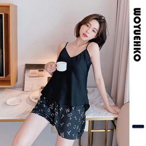 Зокку пижамы женской одежды для женской одежды для одежды домой для одежды для льда шелковые шелковые шорты слинков кимоно летние тонкие шелковые дома одежда весна