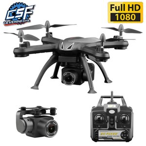 X6S Drone VS XY4 VS E58 Drone X6S HD Camera 480p   720p   1080p Quadcopter Fpv Dron One-Button Return Flight Hover RC Drone toy 201015
