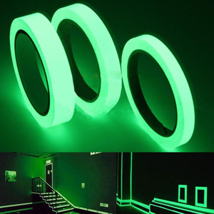 3M Luminous Tape Self-adhesive Glow In The Dark afety Stage Sticker Home Decor Party Supplies Emergency Logo