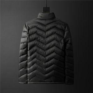 Men winter jacket comfortable soft down jacket 90% casual leveda maya fashion coat size M-3X