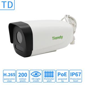 TD TC-C12EN 2 telecamera IP MP 1080P dell'interno della videocamera di sicurezza di sorveglianza, PoE Camera One Way di ingresso audio