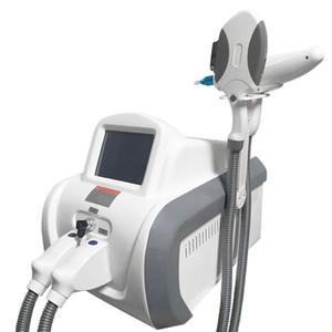 IPL SHR laser Depilazione della macchina di depilazione ND YAG permanente Remover permanente SHR IPL Depilazione dei capelli Attrezzatura Q Switch Macchina per rimozione del tatuaggio laser