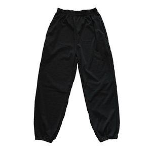 Vertive Donne Wide Gamba Gamba Pantaloni Plus Size Leisure Streetwear Donne Fitness Fitness Fitness Fitness Pantaloni da jogetti Pantaloni elastici Vita Elastico Pantaloni in vita1