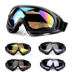 Ee Support Outdoor Sports Riding Motocross Goggles X400 Prevent Sand Fans Tactical Equipment Motorcycle Glasses