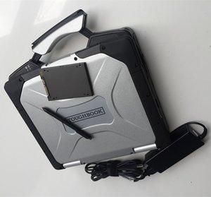 2020 Professional GTS TIS3 IT3 V15.20.015 OTC mondial Techstream pour Scanner Toyota OBD OTC avec un ordinateur portable CF30 bien installé plugplay