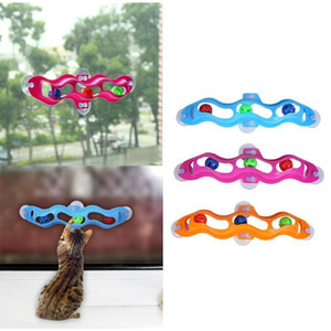 Pet Cat Toy Tower Tracks Disc Cat Intelligence Amusement Pay Disc Toys Ball Training Product