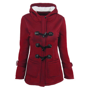new Fashion 2020 Fall  Autumn Casual Simple Classic Long Trench coat with Chic Female windbreaker