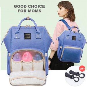 Famicare Sac à langer bébé sacs poussette maman grand sac imperméable à l'eau nappy capacité soins infirmiers pour Mode Baby Care femmes