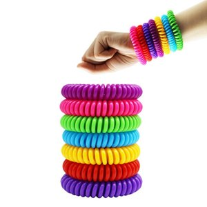 Mosquito Repellent Bracelets hand Wrist Band telephone Ring Chain Anti-mosquito bracelet Pest Control Bracelet Bands