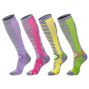 Men Women Compression Socks Fit For Sports Compression Socks For Anti Fatigue Pain Relief Knee Prevent Varicose Veins