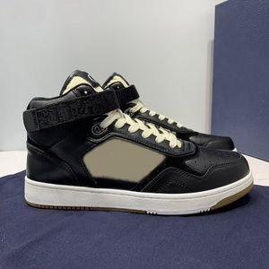 Новейшие качественные мужчины B27 наклонные повседневные туфли натуральные кожаные кроссовки женщин Высокопроизводимые тренажеры бегуна стилистские ботинки Lowtop Lauseup