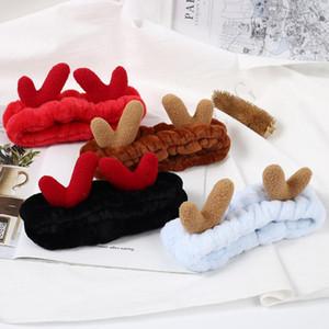 Weihnachtsschmuck Weihnachts Geweih Haarbänder Nettes Mädchen Stirnband Feiertags-Party-Geburtstags-Party-Zubehör Haarschmuck EEC2720