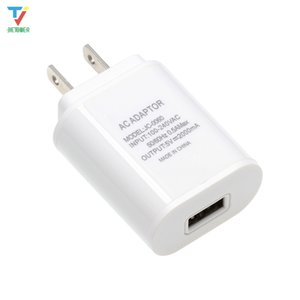 500PCS lot Universal 5V 2A USB Charger Wall Charger Adapter Smart Mobile Phone Chargers for Samsung Xiaomi Huawei P20 Lite Charging