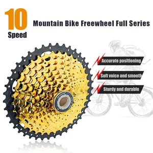 VTT VTT bicycle cassette tape 10 speed bicycle parts or free wheel combination gear 11-42t