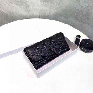 Famoso saco feminino saco feminino 21AW New Arrivel Feminino Hot Elegance Wallets Handbags Lady Simple Street Bags Designers Estilo Black Color