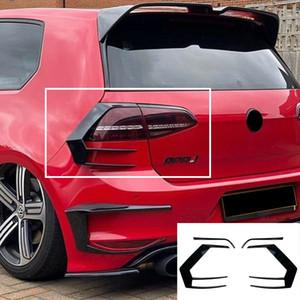 Para Volkswagen Golf 7 2012-2015 Espejo trasero del espejo de la luz de la niebla de la luz de la luz de la luz de la luz de la luz de la luz trasera decoración