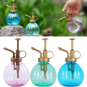 Plant Mister Spray Bottle with Plastic Bronze Top Pump for Garden and Cleaning Watering Garden Irrigation Tool Watering Can GA107