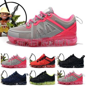 2020 baby kid KPU Knitting Portable Kids Running Shoes 2018 Children cushion Sports Shoes Boys Girls Training Sneakers 28-35