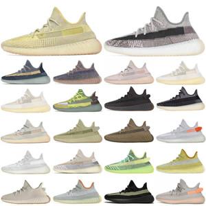 Kanye west v2 adidas ash stein schwarz blue männer 350 yeezy yeezys yezzy yezzys frauen zebra wüste sneakers pearl natürliche sand taupe reflektierende run schuh sport laufschuhe