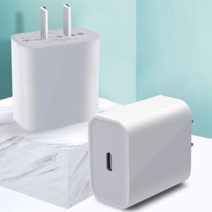 18W PD의 USB의 C 벽 충전기 18W 전원 배달 PD 빠른 충전기 어댑터 TYPE C 충전기 미국 영국 유럽 연합 (EU) 플러그는 빠른 삼성 Smatphone에 대한 충전