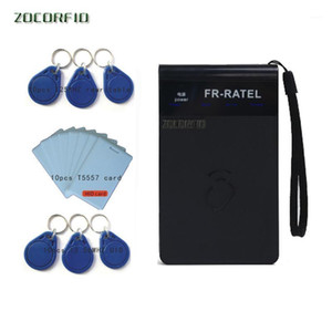 RFID 복사기 NFC ID 전체 디코드 기능이있는 Duplicator Reader Writer Smart Card Key English Version Newest1