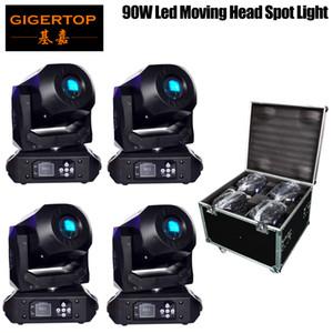 90W Mini Led Dmx Gobo Moving Head Spot Light Club Dj illuminazione della fase del partito della discoteca Teste Luce
