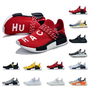 wholesale NMD Human Race men women running shoes metallic solar pack red nerd blue nobel pink infinite species trainers sports sneakers
