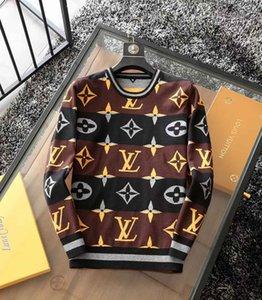 Hommes chandail hommes Marque BMS Deisgner Sweatshirt à capuche de luxe de Sweat Lettre Broderie Tricot Vêtements d'hiver