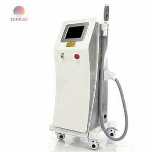 Hot Sale OPT SHR IPL Machine Painless Permanent Hair Removal Skin Pigment Acne Treatment Beauty Equipment