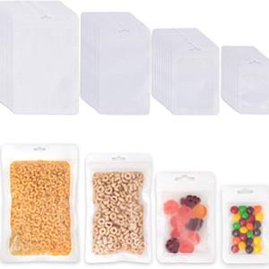 100 шт. Resealable MyLar Supplock Сумки с алюминиевой фольгой Чехол Пада Удаленный пакет для хранения для хранения пищевых продуктов Д2101