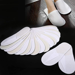 Disposable Slippers Direct Selling Hotel Room Eva Slippers Pull Plush Slippers Wholesale Custom DHL Free Delivery