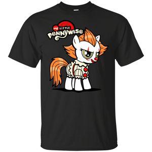 My Little Pennywise Corn T-Shirt Es Pennywise T-Shirt Schwarz-Navy Männer-Frauen-Jugend-freies Verschiffen T-Shirt Sport Hoodys Hoodie