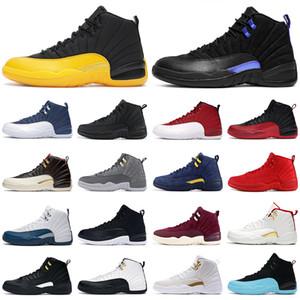 air jordan retro Zapatillas de baloncesto para hombre jumpman 12s Reverse Flu Game 11s 25th Anniversary 13s Hyper Royal 5s What The 4s Fire Red hombres mujeres zapatillas