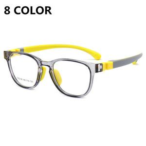 Anti Blue Light Blocking Очки для детей Дети Мальчик Девушка Компьютерные Гейги Очки Blue Ray Grafes Gafas de Sol