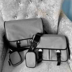Оптовая сумка Холст Креста тела сумка Мужчины моды Сумка для Man Классический Креста тела сумка Холст парашютной ткани Мужчины Кошелек