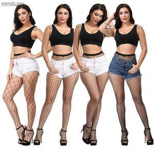 sexy Waist Thigh Tights Fishnet High Stockings Socks Mesh Net Pantyhose match for women short underwear will and sandy g