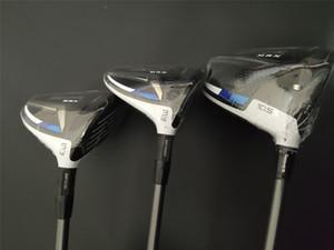 2020 Novo Driver de Golfe Sim M-A-X Wood Set no. 1 não. 3 não. 5 Tee Fairway Wood
