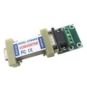Yüksek Performans RS232 RS485 Dönüştürücü RS232 RS485 Adaptörü RS 232 485 Kadın Cihazı Drop Shipping1