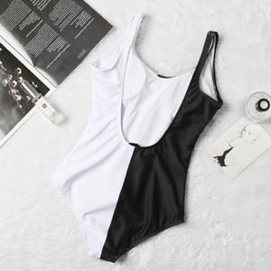 Traje de baño caliente Bikini Set Mujeres Hallow Out Blanco Blanco Blanco Twee Piece Swimwear Envío rápido Trajes de baño Sexy