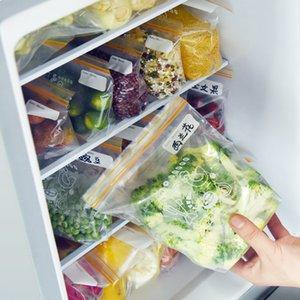 20201031 Food preservation bag sealing kitchen refrigerator frozen food sealed compact bag