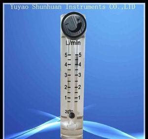 1-5lpm 1-10lpm Air Flow Meter For Gas Air Oxygen Flowmeter Indic sqcRZa hairclippersshop