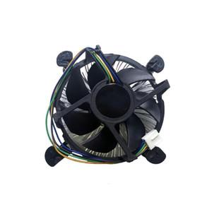 Mute CPU Cooler for Intel 4 pin Quiet Cooling Fan Heatsink radiator LGA 1150 1151 1155 1156 for Inter I3 Xeon Series