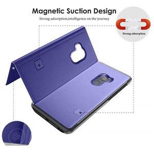 Smart Mirror Phone Case For Xiaomi Redmi Note 9 9s 8 7 5 6 K20 Pro Max 8t 9 jllyPQ