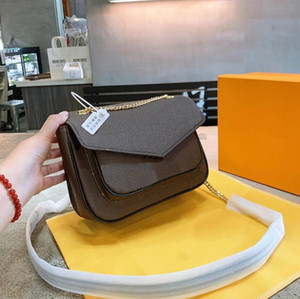 Designer Frauen Handtaschen Geldbörsen Mode Dame Hobo Kette Casual Tote Brief Blume Darynicher Umhängetaschen Crossbody Bag