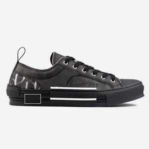 TOP B2324 Star Sports Chaussures Casual tissu Mesh haut Bottes Chaussures de dinosaure Baskets noires Blanc haut-top sneakers Femmes Hommes 36-45 avec la boîte