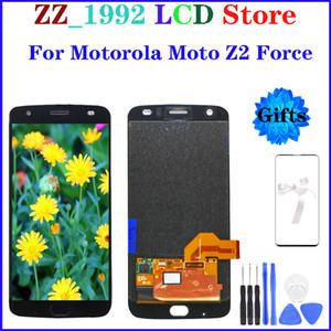"""5.5"""" Super qualità Sostituzione LCD originale per Motorola Moto Z2 Forza LCD Touch Screen Display XT1789 Digitizer Assembly con doni"""