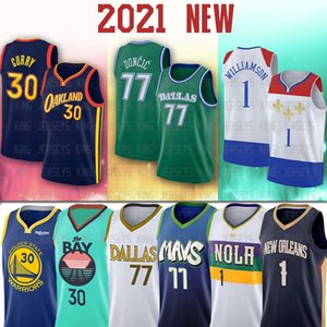 NCAA 77 Luka Curry Doncic Dallas