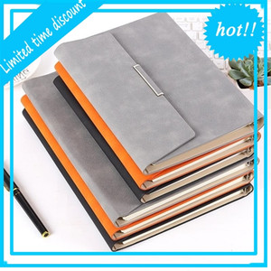 New 2020 Retro Creativity Gift Box Leather Bible Trave Journal Notepad Folder Notebook A5 Diary Weekly Agenda Planner Notebooks